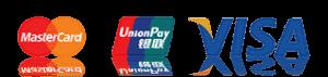 visa,mastercard,unionpay